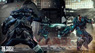 The Surge Gameplay GC2016 2