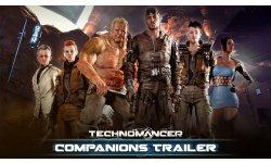 The Technomancer Companions head