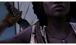 The Walking Dead Michonne 02 12 2015 screenshot