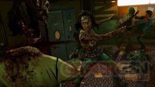 The Walking Dead Michonne 10 02 2016 screenshot 1