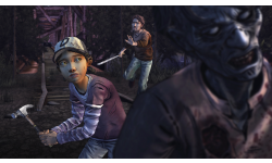 The Walking Dead Saison 2 Episode 2 image screenshot
