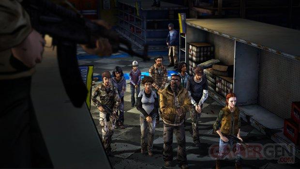 The Walking Dead Saison 2 Episode 3 In Harm s Way 01 05 2014 screenshot 2