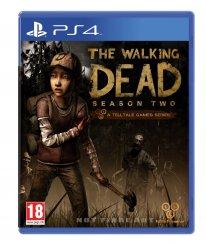 The Walking Dead Saison 2 jaquette PEGI PS4
