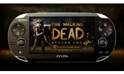 The Walking Dead Saison 2 PSVita