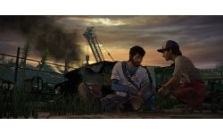 The Walking Dead The Telltale Series A New Frontier head
