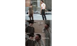 The Walking Dead troll