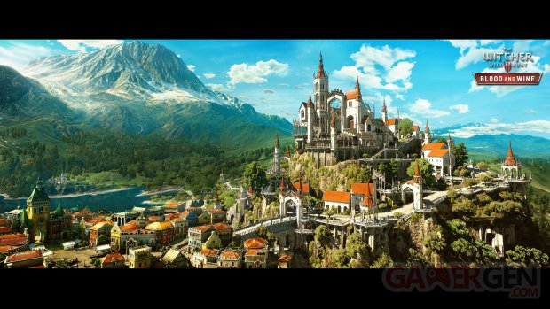 The Witcher 3 blood and wine image screenshot 1