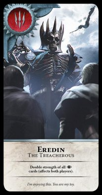 The Witcher 3 carte Gwent 2