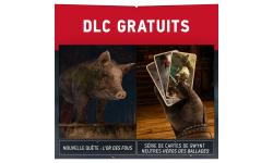 The Witcher 3 DLC gratuit semaine 4