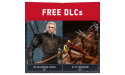 The Witcher 3 DLC gratuits vague 3