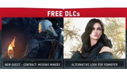 The Witcher 3 DLC vague 2