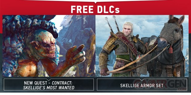 The Witcher 3 Wild Hunt 23 06 2015 DLC semaine 6