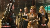 The Witcher 3 Wild Hunt Blood and Wine Anna Henrietta and her entourage RGB EN