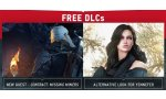 the witcher 3 wild hunt cd projekt red dlc gratuits semaine 2