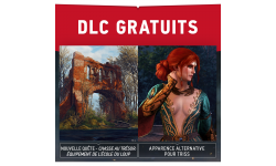 The witcher 3 wild hunt dlc gratuit