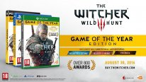 The Witcher 3 Wild Hunt Game of the Year Edition jaquette