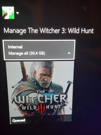The Witcher 3 wild hunt taille installation 2