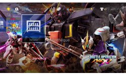 Theme PS4 Valkyria Chronicles Gundam Battle Operation Next images (1)