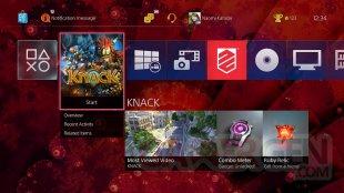 Themes et couleurs PS4 firmware 2 (6)