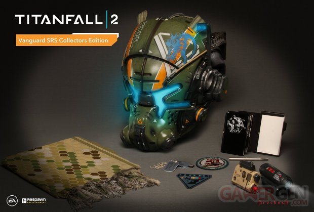 Titanfall 2 edition collector deluxe image (1)