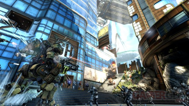 Titanfall 24 07 2014 Haven screenshot 1