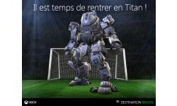 Titanfall de?faite bleus coupe du monde 2014
