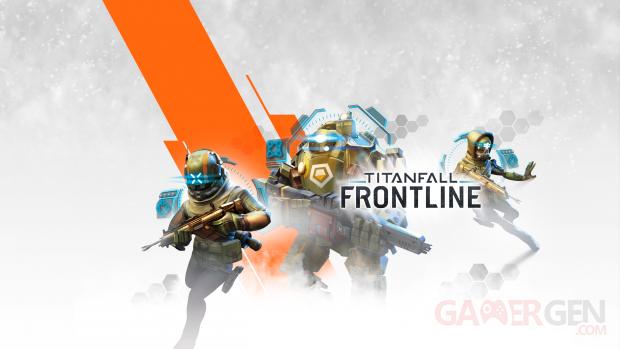Titanfall Frontline Announce Art