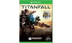 titanfall jaquette xbox one