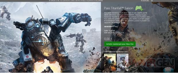 Titanfall   Season Pass Xbox One