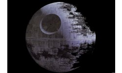 Étoile de la mort Death Star Wars Battlefront