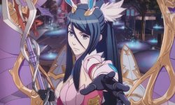 Tokyo Mirage Sessions FE head