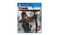 tomb raider definitive edition cover jaquette boxart ps4