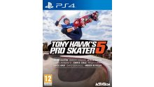 tony hawk's pro skater 5 jaquette PS4