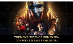 Torment Tides of Numenera   Console Trailer (FR)