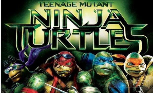 Tortues Ninja Affiche
