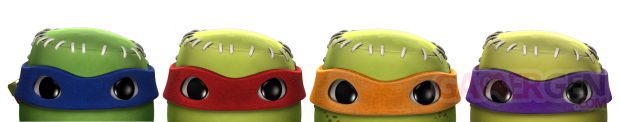 Tortues Ninja LittleBigPlanet 3 images (1)