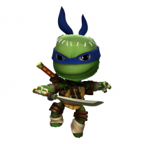 Tortues Ninja LittleBigPlanet 3 images (3)