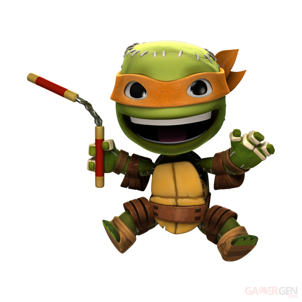 image tortues ninja littlebigpla  3 images 4