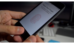 touch id empreintes iphone 5s