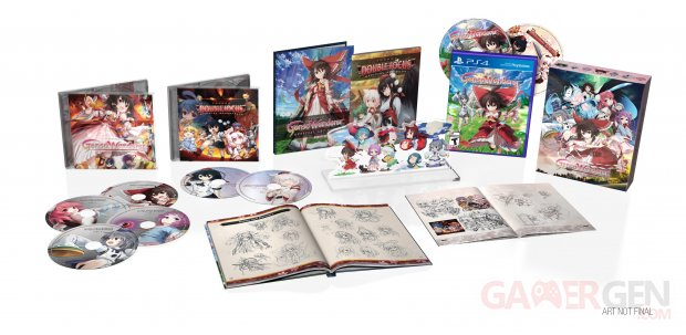 Touhou Genso Wanderer Double Focus collector 01 17 10 2016