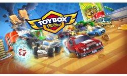 Toybox Turbos : Codemasters rend hommage aux petites voitures avec un jeu de course mouvementé