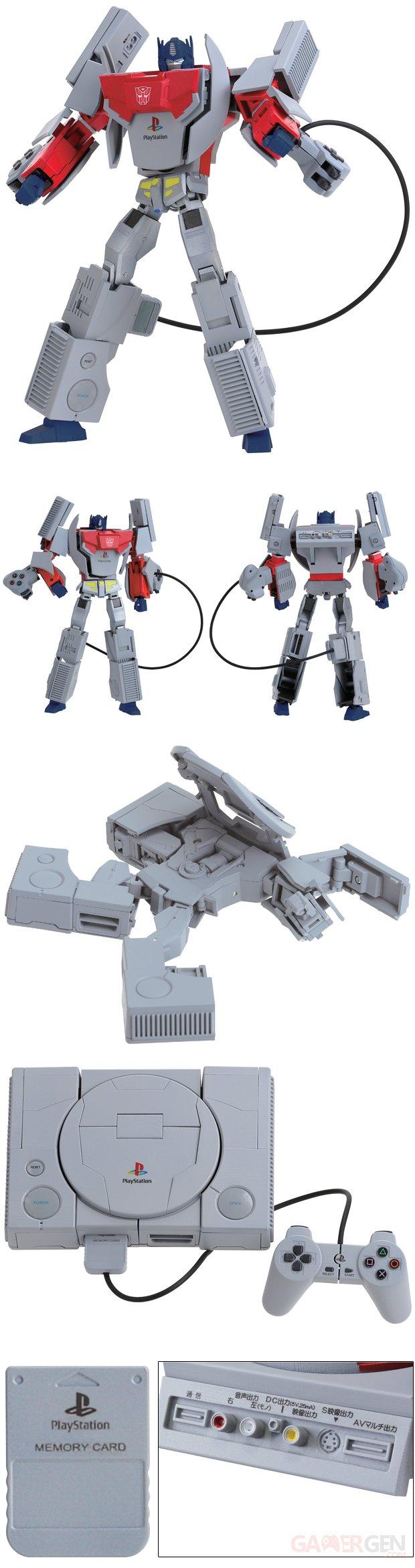 Transformers PSOne
