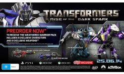 Transformers Rise of the Dark Spark date de sortie