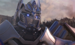 Transformers Rise of the Dark Spark head