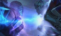 Transformers The Dark Spark head