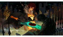 Transistor artwork