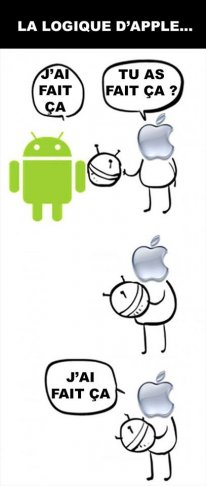 Troll apple 1