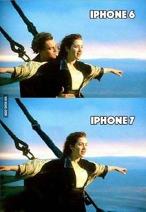 Troll iPhone 7