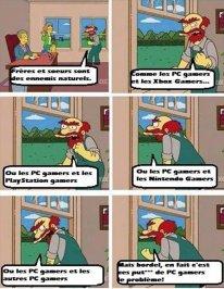 Troll joueurs PC