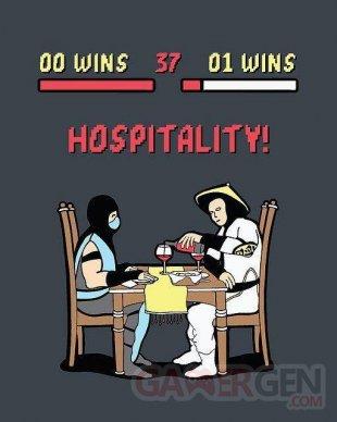 Troll Mortal Kombat